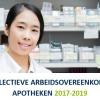 Cao Apotheken is AVV en staat online